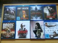 Grosse Blu-ray/DVD Collection - Mediabooks/Steelbooks etc.