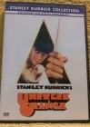 Stanley Kubrick Uhrwerk Orange DVD Erstausgabe Uncut