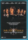 Die drei Musketiere DVD Charlie Sheen, Tim Curry s. g. Zust.