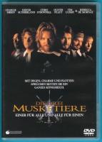 Die drei Musketiere DVD Charlie Sheen, Tim Curry s. g. Zust.