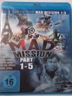 Mad Mission 1 - 5 - James Bond aus Hongkong - irre Stunts
