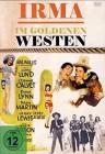 Jerry Lewis - Irma im goldenen Westen -  DVD (x)