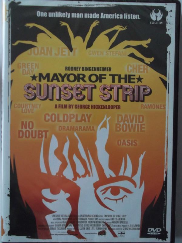 Mayor of the Sunset Strip - Rodney Bingenheimer, Radio DJ