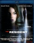 THE RESIDENT Blu-ray - Hilary Swank Mystery Thriller