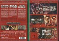 Zombie 3er Pack vol 02 (50015412, DVD, Horror)