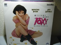 Welcome Home Roxy Carmichael LASERDISK IMPORT