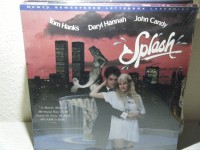 Splash LASERDISK IMPORT NEU OVP