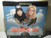 Wayne´s World LASERDISK IMPORT