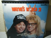 Wayne´s World 2  LASERDISK IMPORT
