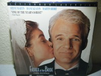 Father of the Bride  LASERDISK IMPORT