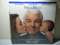 Father of the Bride - Part  II LASERDISK IMPORT NEU OVP