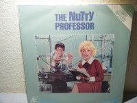 The Nutty Professor LASERDISK Paramount IMPORT