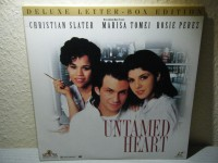 Untamed Heart LASERDISK IMPORT MGM/UA