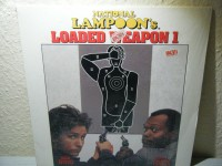 National Lampoon´s Loadded Weapon 1 LASERDISK IMPORT