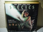 Species LETTERBOX EDITION LASERDISK IMPORT
