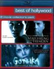 VERFÜHRUNG EINER FREMDEN + GOTHIKA 2x Blu-ray Bruce Willis