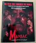 Maniac - Illusions - kleine Hartbox - Blu-Ray