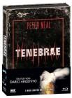 Tenebre - Mediabook wattiert (Blu Ray+DVD) XT VIDEO NEU/OVP