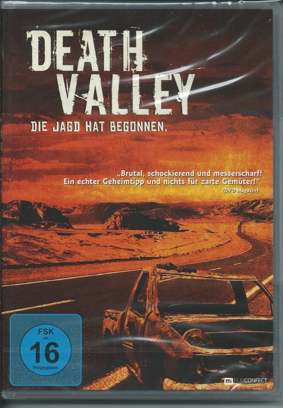 Death Valley - Die Jagd hat begonnen