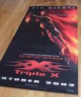 xXx Trible X STOFFBANNER 250×120 xxl Vin Diesel banner