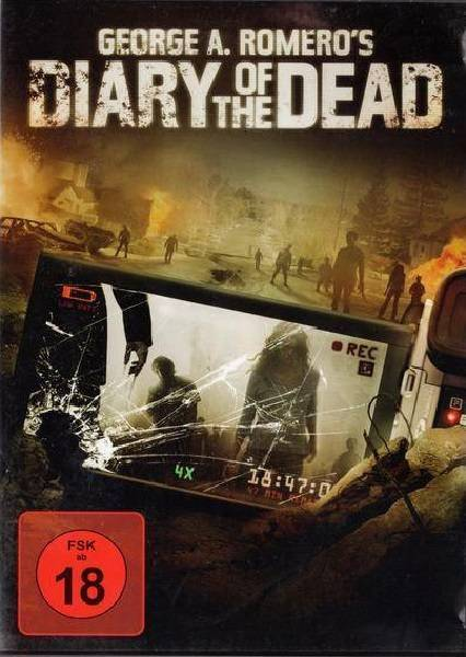 Diary of the Dead Doppel DVD Edition