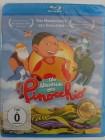 Die Abenteuer des Pinocchio - Trickfilm Animation Märchen