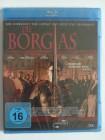 Die Borgias - Laster + Grausamkeit - Orgien + Blutgerichte