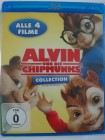 Alvin und die Chipmunks Collection Sammlung 1, 2, 3, 4