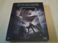 Ritter der Dämonen-scary metal collection bluray ovp