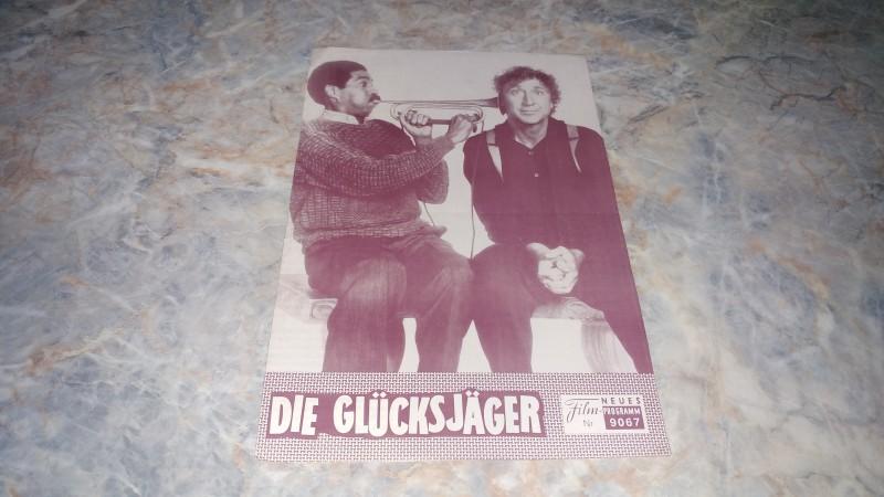 DIE GLÜCKSJÄGER / FILMPROGRAMM