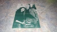 DIE FARBE DES GELDES / FILMPROGRAMM