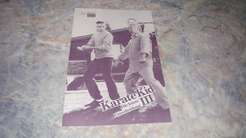 KARATE KID 3 / FILMPROGRAMM