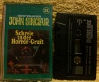 John Sinclair Nr. 25 Schreie in der Horror-Gruft MC