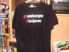 Hamburger Abschaum punk T-Shirt in L acab