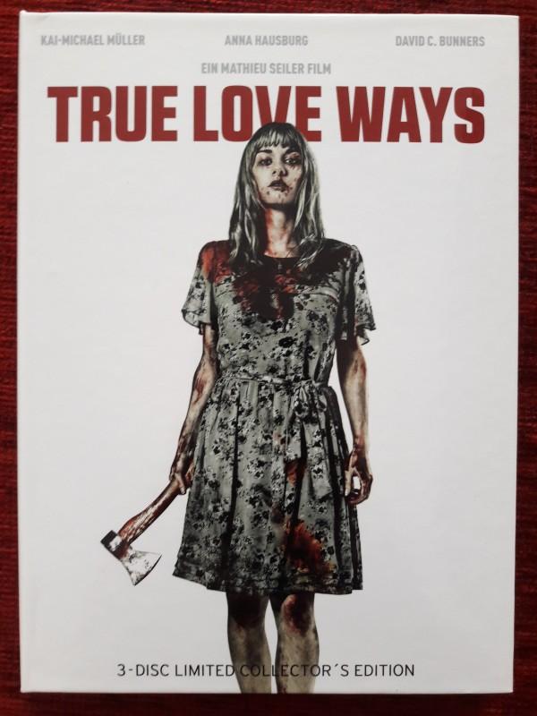 True Love Ways - Mediabook - Uncut - Bluray/2DVD