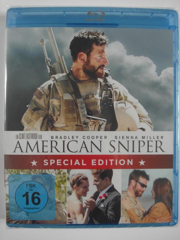 American Sniper - Scharfschütze Chris Kyle - Irak, Eastwood