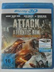 Attack from the Atlantic Rim 3D - See Monster, Kampf Roboter