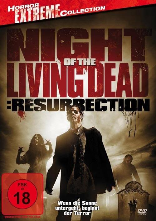 Night of the Living Dead: Resurrection (deutsch/uncut) NEU