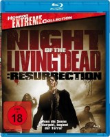 Night of the Living Dead: Resurrection [Blu-ray] (uncut) NEU