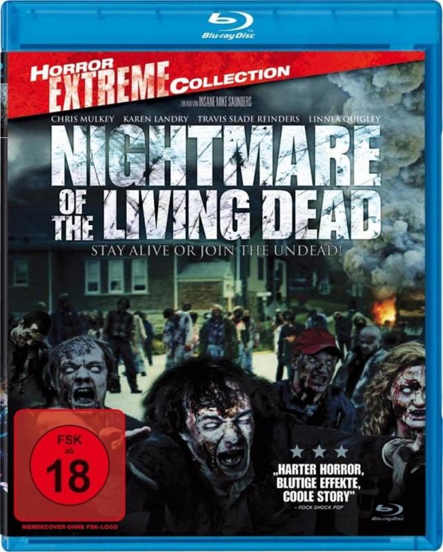 Nightmare of the Living Dead [Blu-ray] (deutsch/uncut) NEU