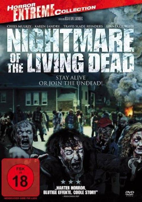 Nightmare of the Living Dead (deutsch/uncut) NEU+OVP