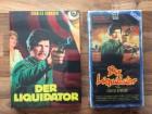 DER LIQUIDATOR - BLU RAY - VHS EDITION - 55 ST. - NEU / OVP