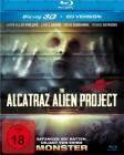 The Alcatraz Alien Project (uncut, Blu-ray 3D + 2D Version)