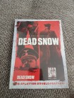 DEAD SNOW Double-Feature Mediabook aus Büstenedition- OVP