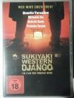 Sukiyaki Western Django UNIVERSUM FSK18 DVD