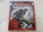 PS3 Spiel WATCH DOGS 100% UNCUT wie Neu Play Station 3