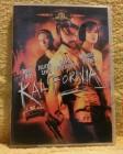 Kalifornia Brad Pitt DVD Kultfilm Erstausgabe Uncut