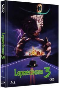 Leprechaun 3 NSM Mediabook Cover B 333er Uncut BluRay OVP