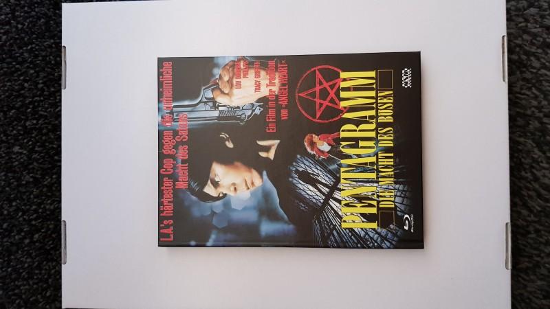Pentagramm Mediabook