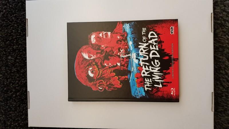 Return of the living Dead Mediabook